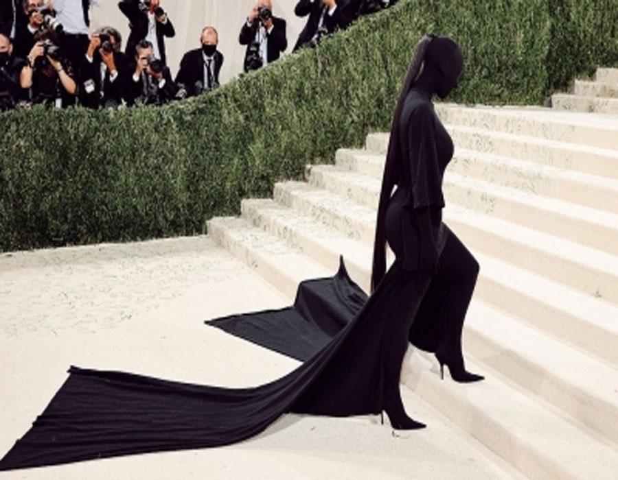 Kim Kardashian defends her 2021 Met Gala look