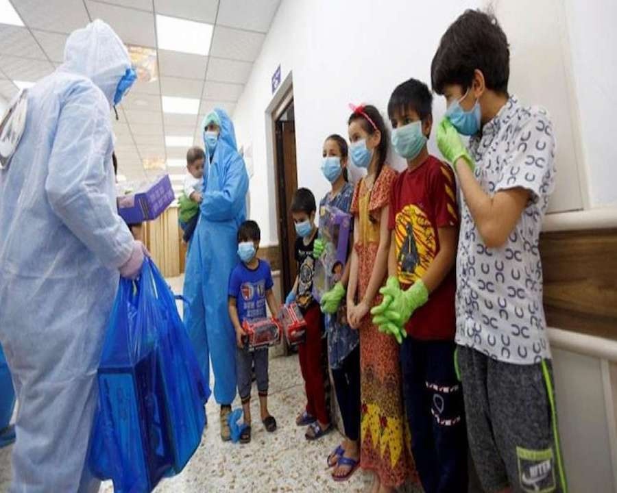 No data to show children will be seriously hit in next Covid waves: AIIMS chief