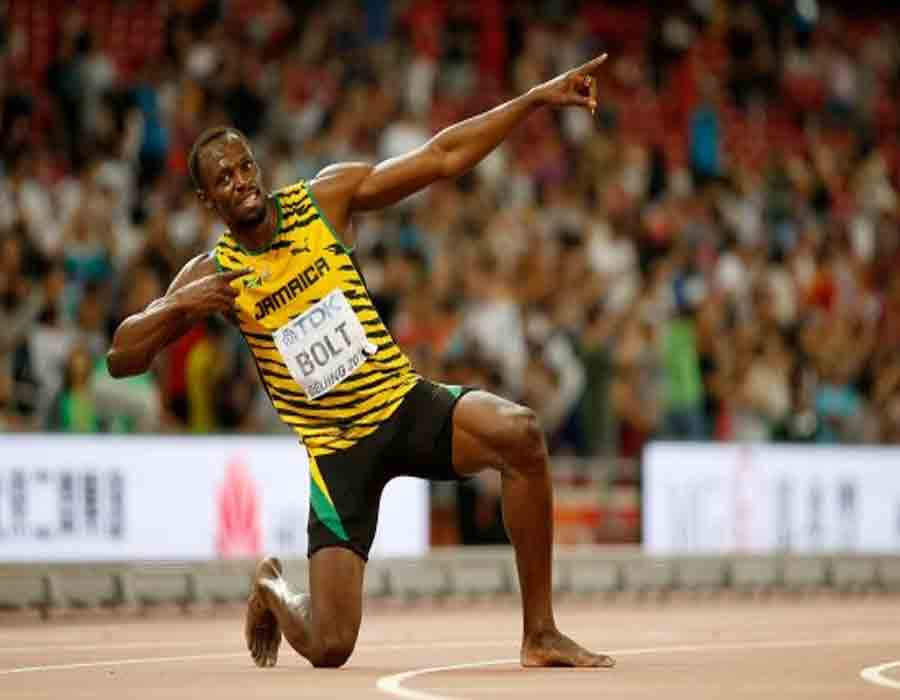 Olympic countdown: No contenders in sight for Lightning Bolt's record