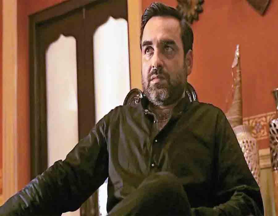 Pankaj Tripathi on being called uncrowned 'king' of OTT