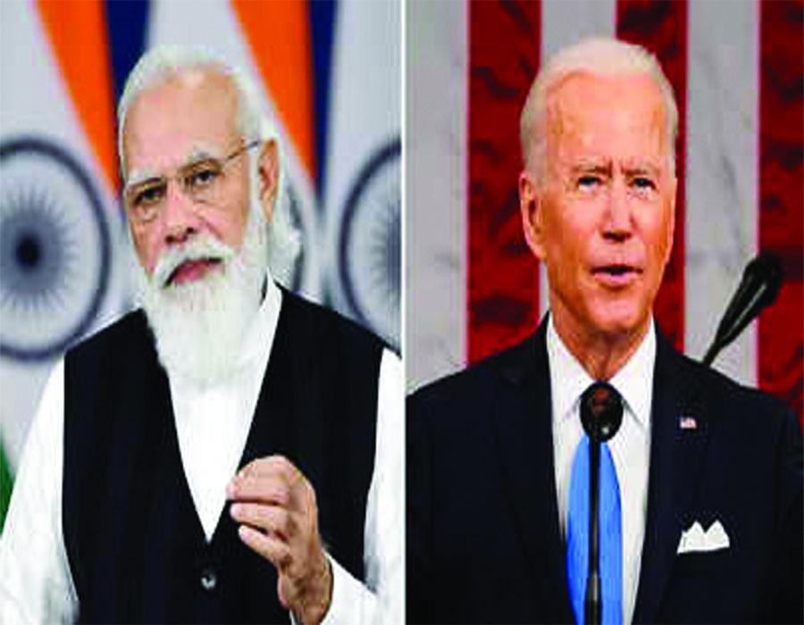 QUAD SUMMIT and Modi-Biden TALKS