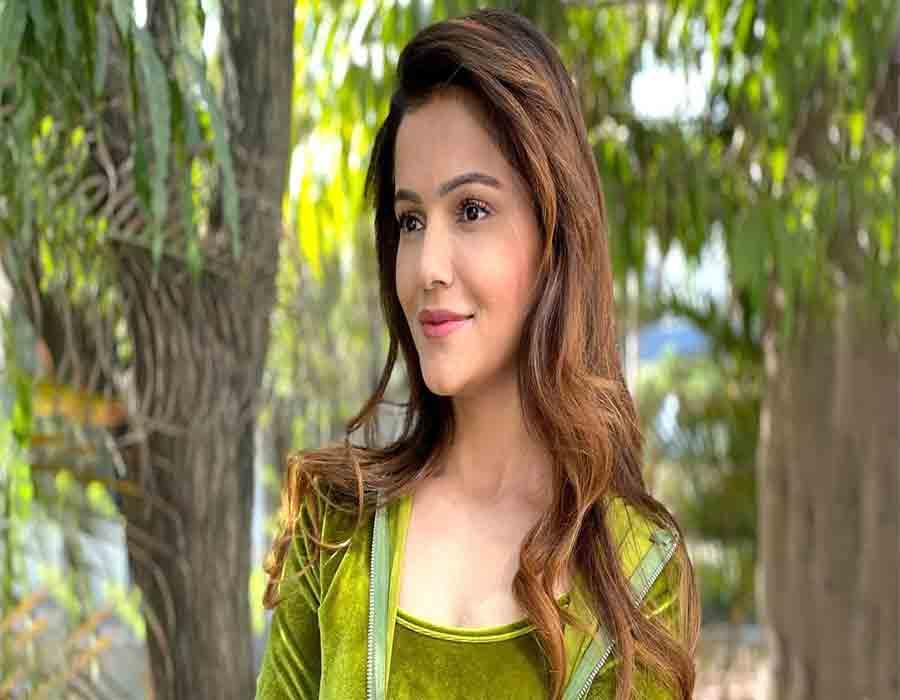 Rubina Dilaik to make big screen debut in the upcoming film Ardh