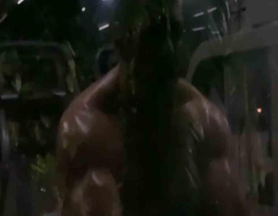 Salman Khan posts video of training for 'Tiger 3'