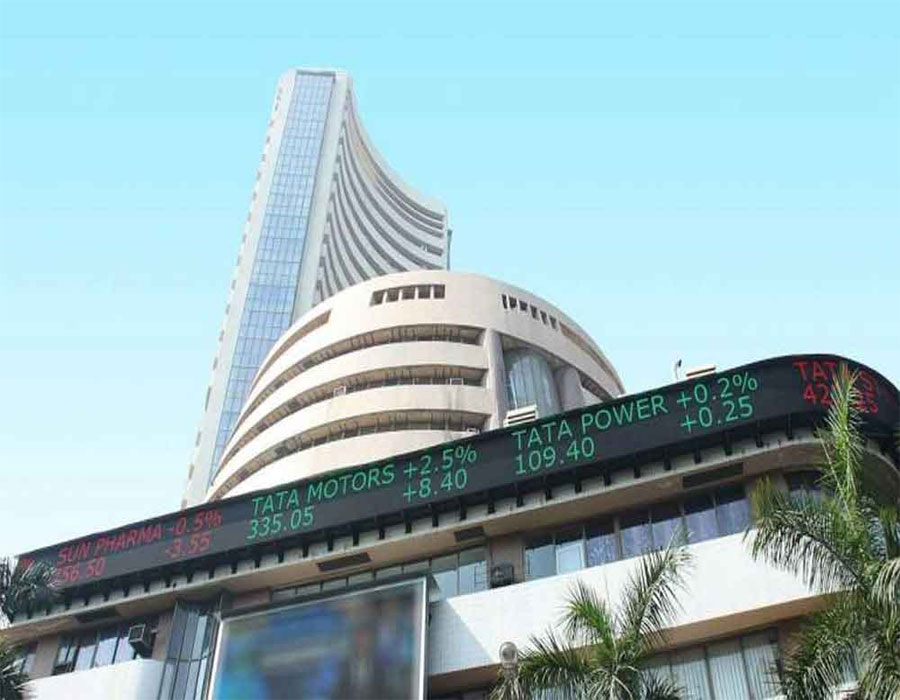 Sensex, Nifty open low on global cues, metal and banks top drag