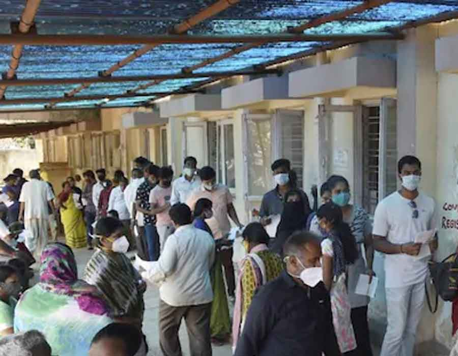 Telangana reports 7,754 new Covid-19 cases, 51 deaths