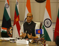 Tensions rise in South China Sea, Rajnath calls for negotiations