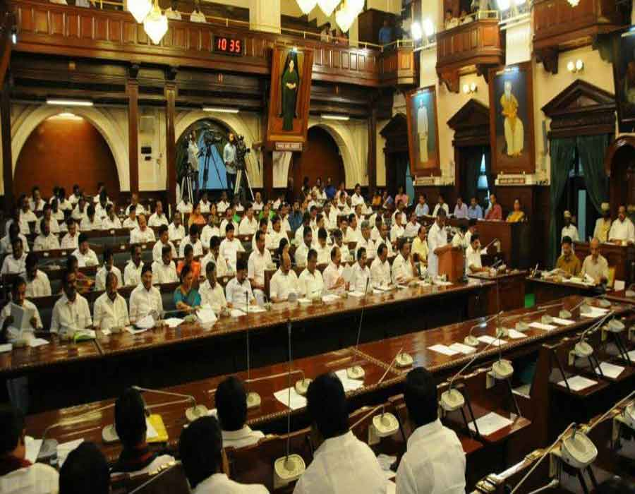 TN assembly session to begin from June 21