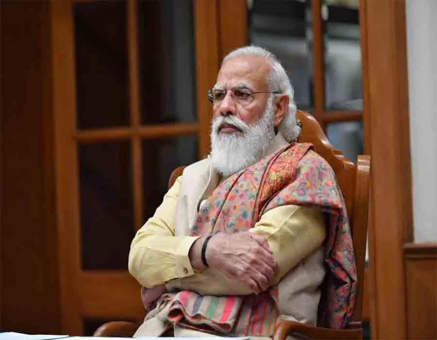 Twin trouble for Modi