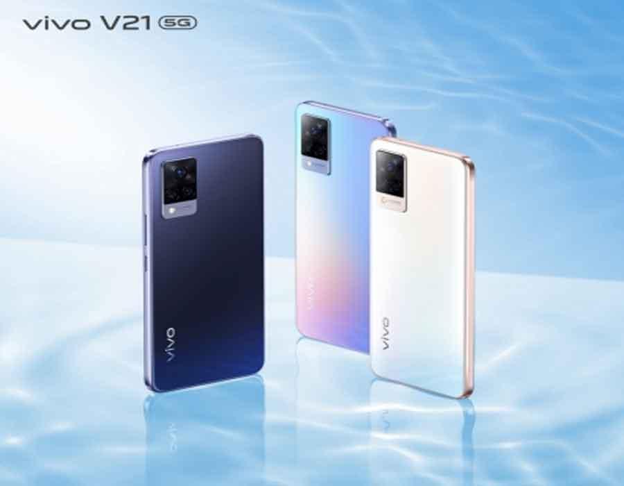 Vivo launches mid-range smartphone 'V21' in India