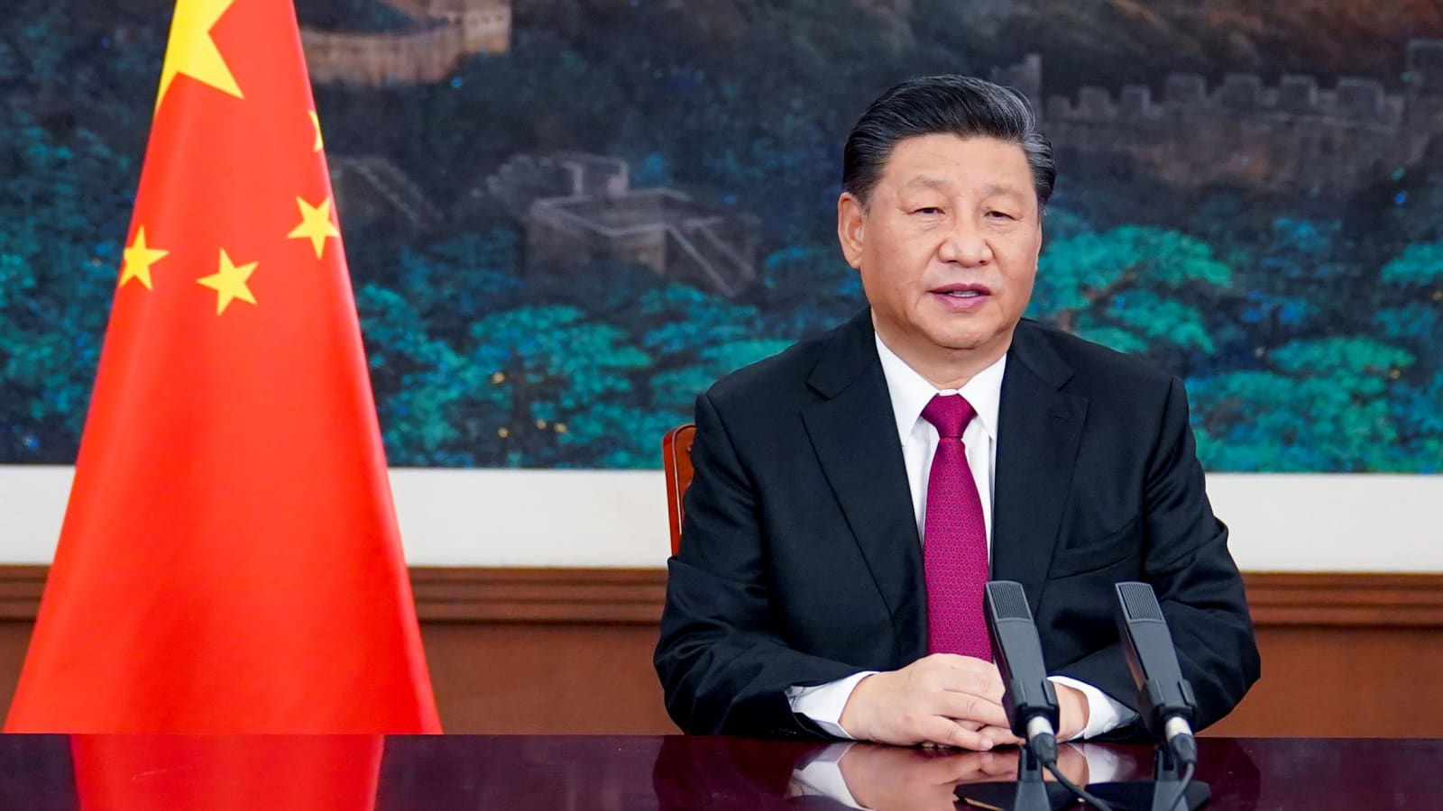Why is Communist China suddenly so inclusive?